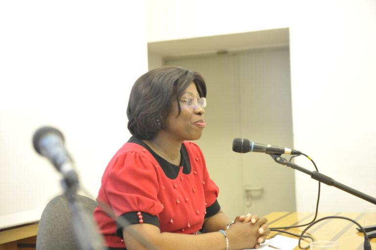 Ambasciatrice del Mozambico in Italia, Maria Manuela Lucas