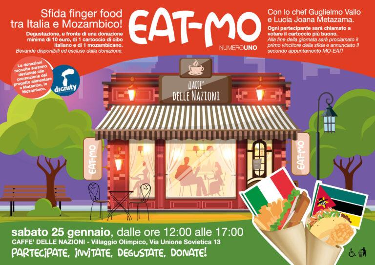 TOVAGLIETTA:LOCANDINA EAT-MO