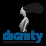 logo Dignity Moçambique vertical copia