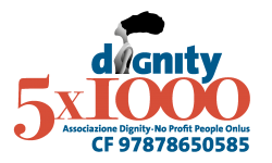 logo dignity - 5 x 1000 semplice